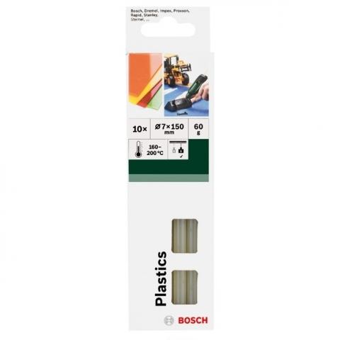 products/Клеевые стержни для полимерных материалов 7 мм (10 шт.) (арт. 2609256D32)