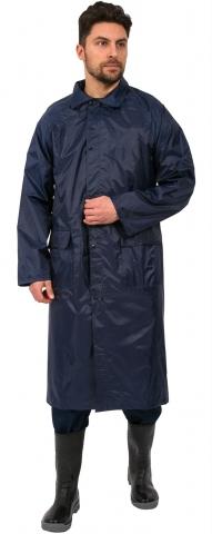 products/Плащ влагозащитный Садко-РУ (Нейлон/ПВХ,180), т.синий, Факел арт. 87468729
