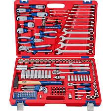 products/Набор инструментов универсальный, 155 предметов МАСТАК 01-155C