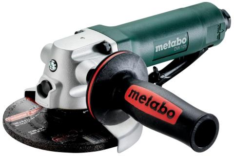products/Угловая пневмошлифмашина Metabo DW 125 (601556000)