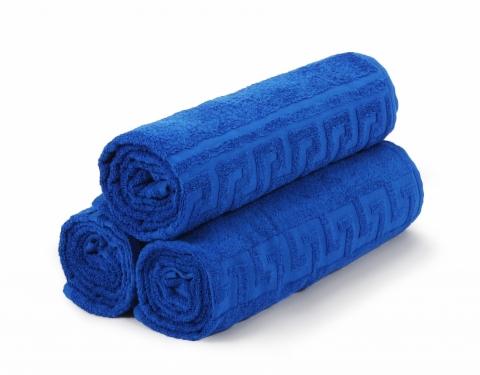 products/Полотенце Турк махровое 380 гр. (70х140), синий