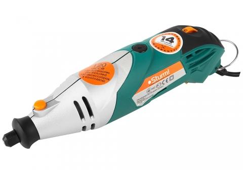 products/GM2317FL Гравер электрический Sturm, 170 Вт, гибкий вал, подсветка, 120аксс,рег оборотов, сумка