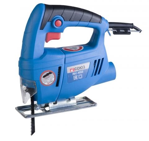 products/ЛБС-4050 Лобзик электрический СОЮЗ, 500 Вт, 55/6мм (дер/мет), подключ. к пылесосу