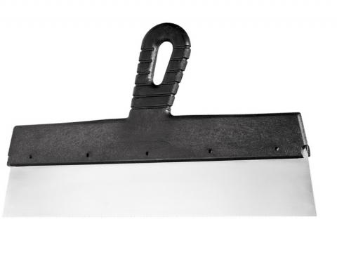 products/8051-25-300FC Шпатель, 300мм, нержавеющая сталь, пластиковая рукоятка, СОЮЗ