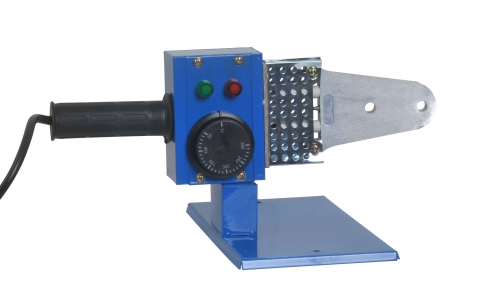 products/СТС-7220С Аппарат для сварки пласт. труб СОЮЗ, 2кВ, 3 насадки 20-25-32мм, кейс металл.