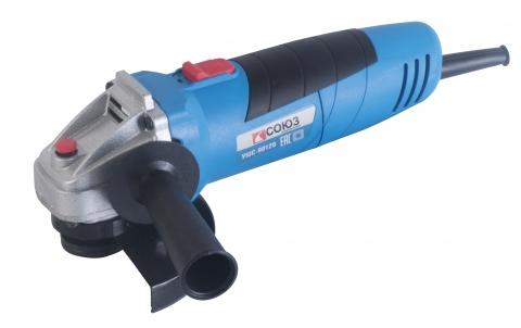 products/УШС-90120 Машина углошлифовальная СОЮЗ 125мм, 900Вт, 11000об/мин, блок. шпинд.