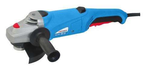 products/УШС-9015 Машина углошлифовальная СОЮЗ 150мм, 1600Вт, 9500об/мин, блок. шпинд. удлинен.рукоятка