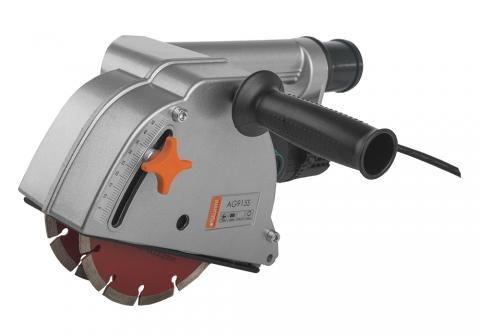 products/AG915S Штроборез Sturm, 150 мм, 1600 Вт кейс, 8500 об/мин, ПЛАВН.ПУСК, КОНСТ.ЭЛЕКТРОНИКА Кейс
