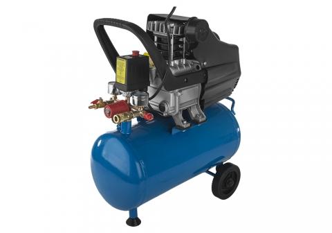 products/ВКС-9315С Воздушный компрессор СОЮЗ, 1500 Вт, 24 л, 8 бар, 210л/мин, картон