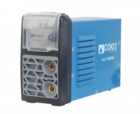 products/САС-97И255М Сварочный аппарат СОЮЗ мини, 255А, IGBT инвертор, ArcForce/AntiStick, 180-250В
