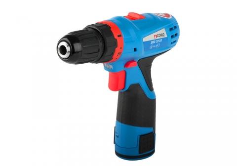 products/ДШС-3212Л Дрель акк. СОЮЗ 12 В, 2 скор., 2 аккумулятора, подсветка, кейс