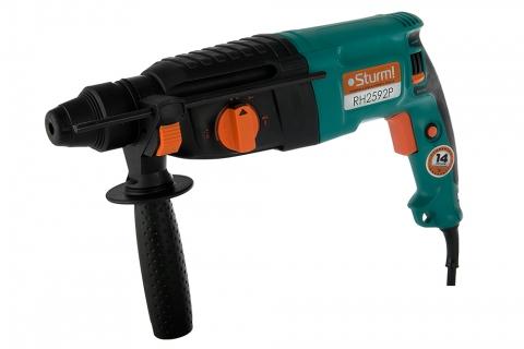 products/RH2592P Перфоратор Sturm, 920 Вт, 0-4400 уд/мин, 0-1100 об/мин, 3 режима