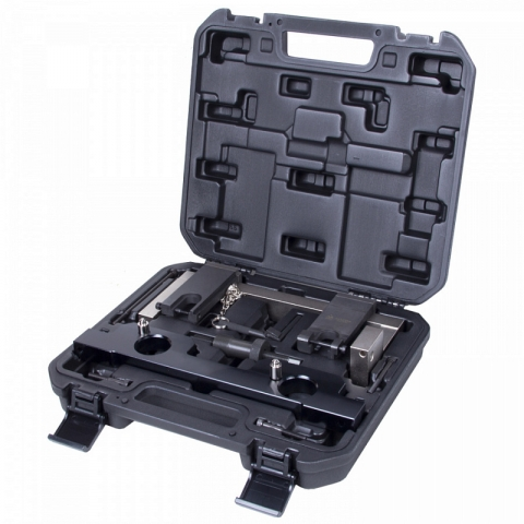 products/103-21209C, МАСТАК Набор фиксаторов распредвала / коленвала, BMW, кейс, 8 предметов