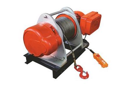 products/Лебедка электрическая TOR KDJ 1,5 т 30 м 380V, 1009715