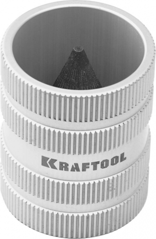 "products/Фаскосниматель KRAFTOOL""EXPERT""универс внутр/внеш для труб из нерж. стали,меди,пластика от 8 до 35мм( от 5/16""до1 3/8"")"