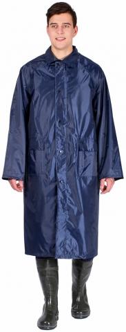 products/Плащ влагозащитный Садко (Нейлон/ПВХ,170), т.синий, Факел арт. 87469148