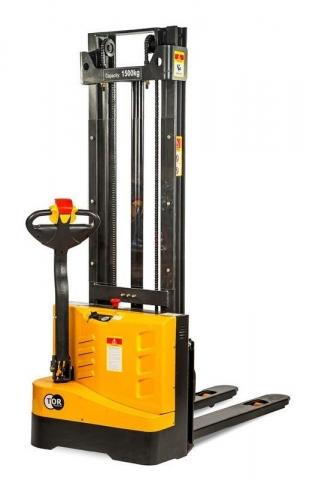 products/Штабелер электрический самоходный TOR 1,5т 2,5м WS15SL-2500, 1001707