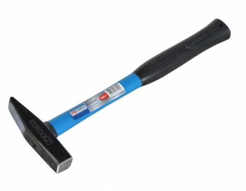 products/1010-22-FB0200C Слесарный молоток,ЗАЩИТА ОТ РАСКОЛА,фибергласс, кованый боек 200гр,СОЮЗ