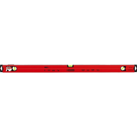 products/MIRAX 1000 мм магнитный строительный уровень точность 0.5мм/м, арт. 34611-100