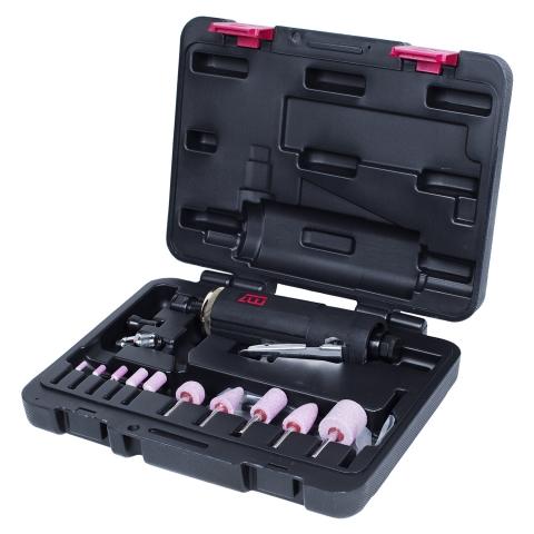 products/Пневматическая бормашина (шарошка) 3 - 6 мм, 25000 об/мин, с набором принадлежностей, 15 предметов MIGHTY SEVEN QA-0115A