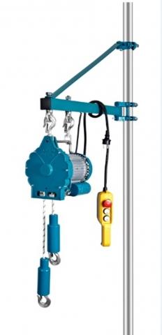 products/Лебедка электрическая подвесная TOR BLDN-YT-STL 300/600 1004901 35м
