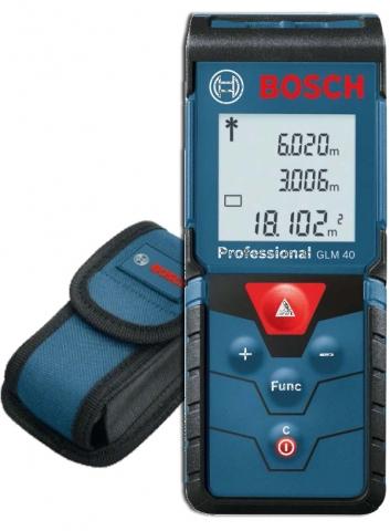 products/Лазерный дальномер BOSCH GLM 40 Prof (0601072900)