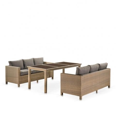 products/Комплект мебели T365/S65B-W65 Light Brown