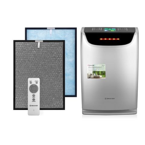 products/Очиститель воздуха с ионизатором и увлажнителем BRAYER BR4901