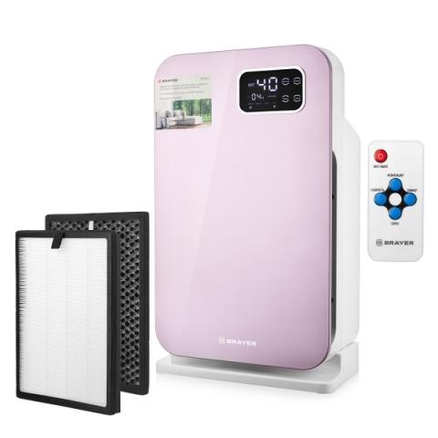 products/Очиститель воздуха с ионизатором BRAYER BR4902