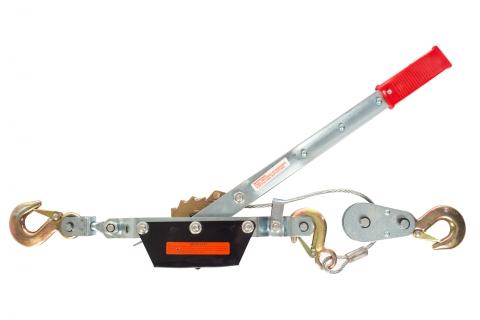 products/Лебедка ручная рычажная TOR QSS2TB2 (г/п 2,0 т, длина троса 2,4 м)