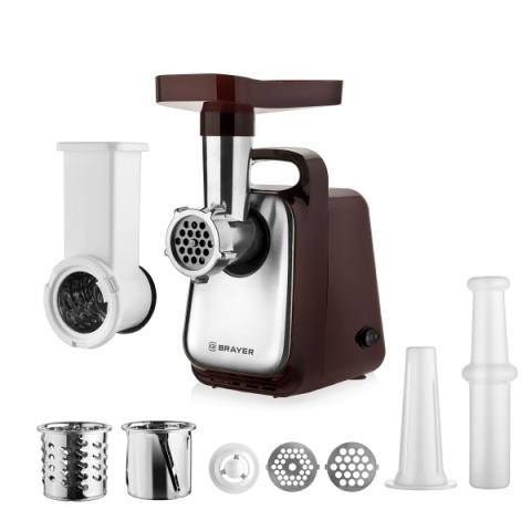 products/Мясорубка BRAYER BR1601, 1300 Вт