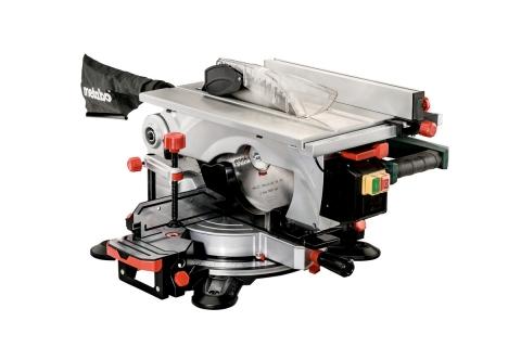 products/Комбинированная торцовочная пила Metabo KGT 305 M 619004000