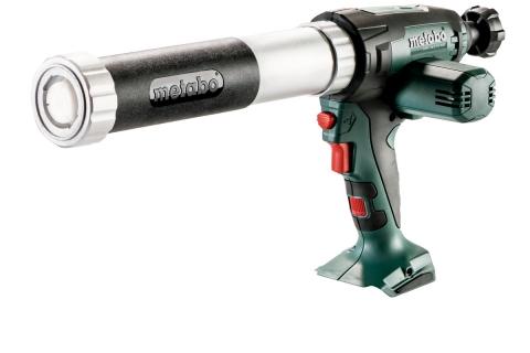 products/Аккумуляторный пистолет для герметика Metabo KPA 18 LTX 400 (601206850), без АКБ и ЗУ