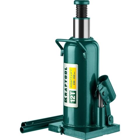 products/Гидравлический бутылочный домкрат 12т, 230-458мм, KRAFTOOL Kraft-Lift 43462-12_z01