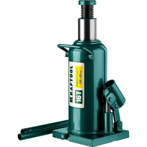 products/Гидравлический бутылочный домкрат 16т, 230-455мм, KRAFTOOL Kraft-Lift 43462-16_z01