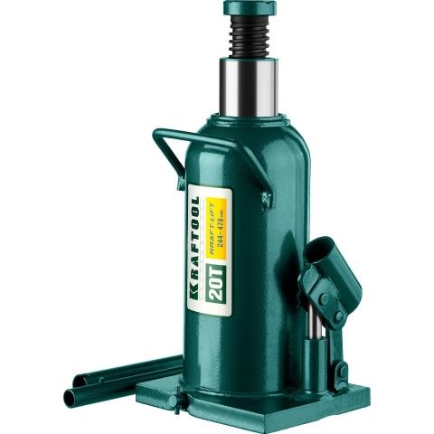products/Гидравлический бутылочный домкрат 20т, 244-478мм, KRAFTOOL Kraft-Lift 43462-20_z01