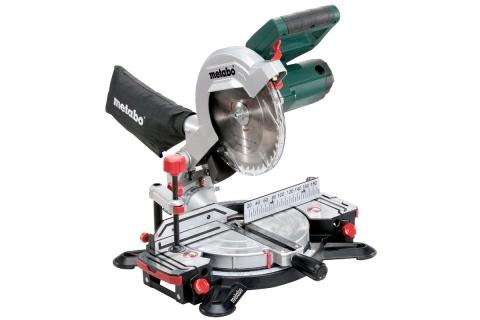 products/Торцовочная пила Metabo KS 216 M Lasercut 619216000