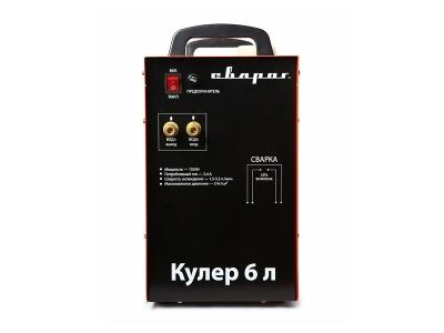 products/Блок водяного охлаждения Сварог WATER COOLER (6 л.)