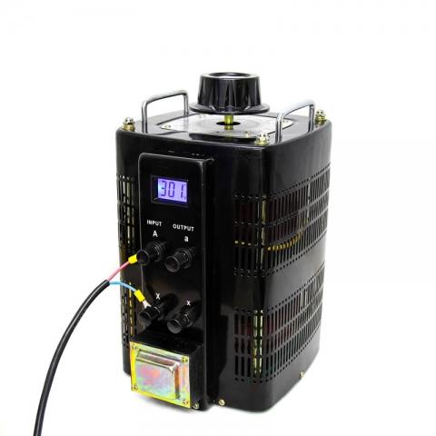 products/Автотрансформатор ЛАТР SUNTEK 10000ВА 0-300 Вольт (40А), 2 года гарантии