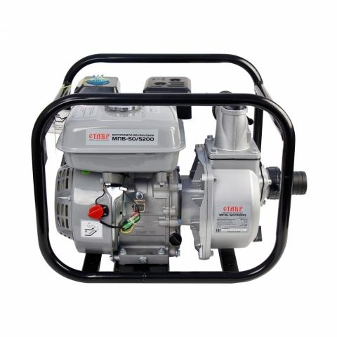 products/Мотопомпа бензиновая СТАВР МПБ-50/5200, арт. ст50-5200мпб