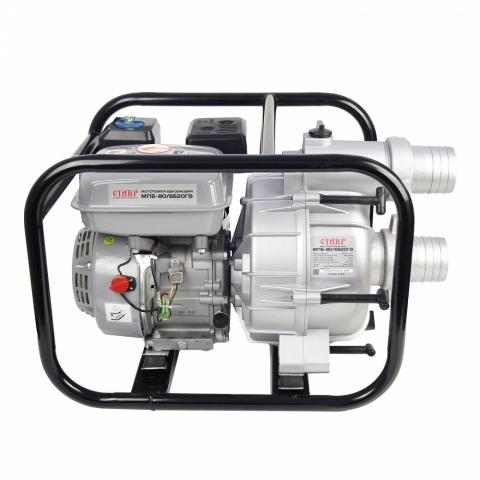 products/Мотопомпа бензиновая СТАВР МПБ-80/6620ГВ, арт. ст80-6620гвмпб