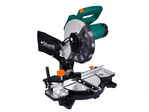 products/MS55212 Пила торцовочная Sturm!, 1600 Вт, диск 210 мм, 5000 об/мин