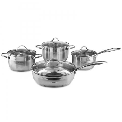 products/Набор посуды 8 предметов GALAXY GL9506, арт. гл9506