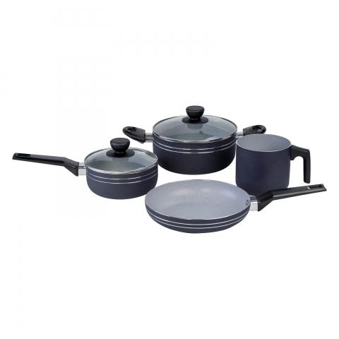 products/Набор посуды с антипригарным мраморным покрытием GALAXY GL9508, арт. гл9508
