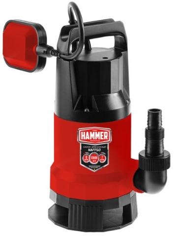 products/Насос дренажный Hammer NAP750