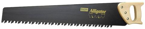 products/Ножовка по бетону (пила) ALLIGATOR 630 мм, твёрдосплавные напайки, для пиления блоков чистого бетона, KRAFTOOL 1-15050-63
