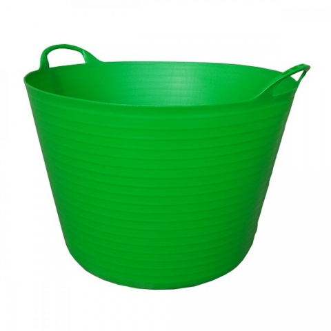 products/Корзина пластиковая Helex 42л, зеленая, арт. H842