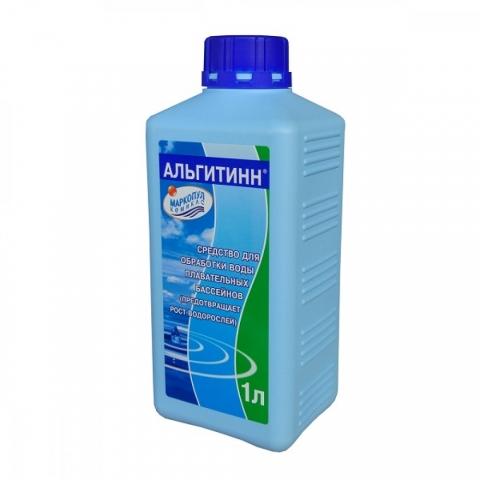 products/Средство для бассейна Маркопул Альгитинн, от водорослей 1л, арт. ХИМ06
