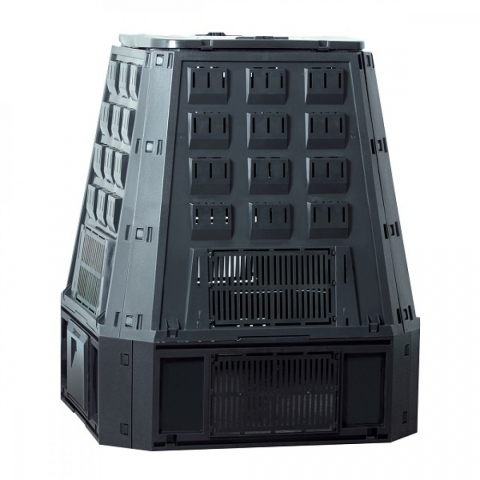 products/Компостер Prosperplast Evogreen 630 л черный, арт. IKEV630C-S411