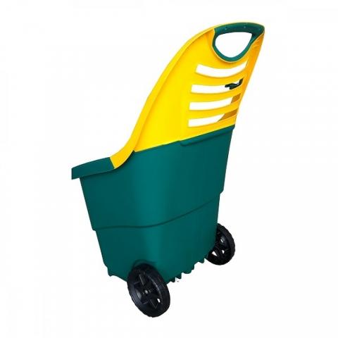 products/Садовая тележка HELEX зеленая/желтая, 65 л, арт. H808